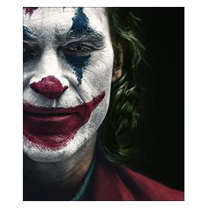 Joker. Размер: 75 х 90 см